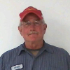 photo of dean johnson from the town of brockway maintenance department